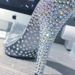 bespoke competition heels