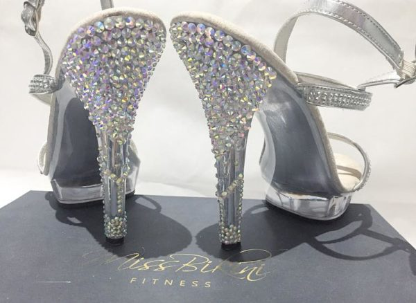 competition posing heels