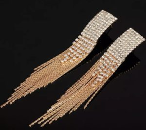 gold competition jewellery